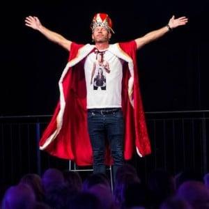Mårten som kung