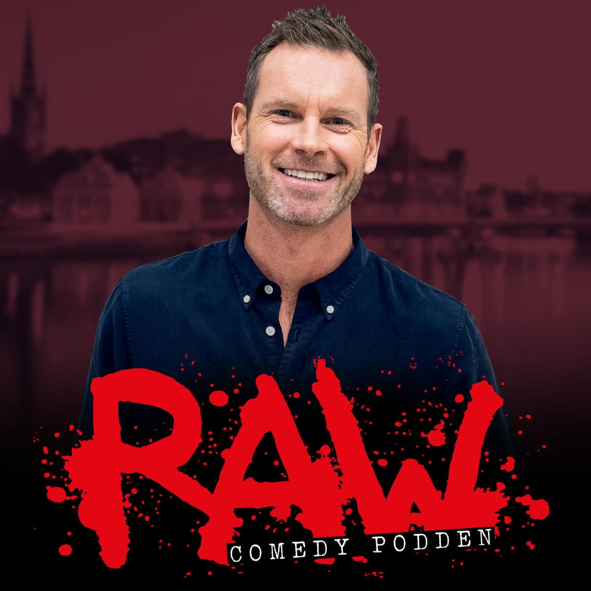 RAW comedy podden